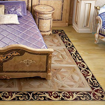 A style your very own, Heritage Marquetry borders contribute to that personal touch in your private domain.
